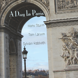 A Day In Paris Cover